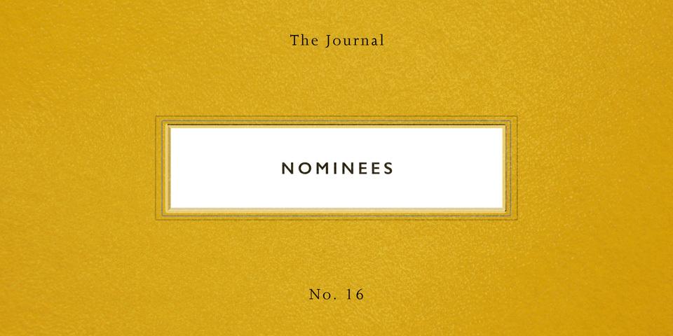 #016 February 2017 Nominees