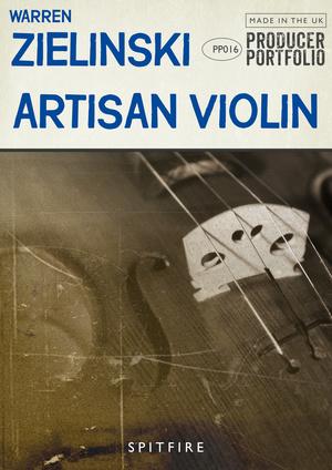 PP016 Artisan Violin