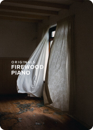 Originals Firewood Piano