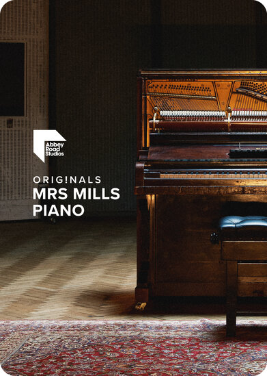 Originals Mrs Mills Piano