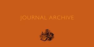 Journals Archive