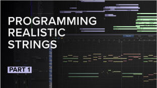 How To Program Realistic Sounding Strings Pt 1
