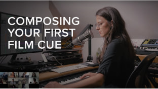 Composing Your First Film Cue