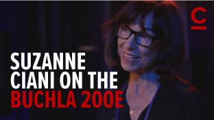 Suzanne Ciani On The Buchla 200e