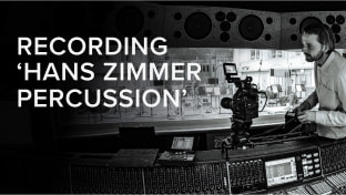FROM THE VAULTS: Recording Hans Zimmer Percussion