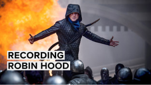 The Recording of Robin Hood