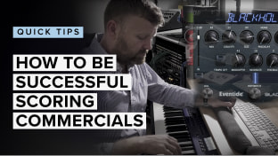 How To Be Successful Scoring Commercials