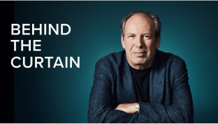 FROM THE VAULTS: Behind The Curtain - Hans Zimmer Percussion