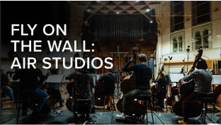 Fly On The Wall: Air Studios