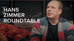 The Hans Zimmer Composer Roundtable