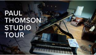 Paul Thomson Studio Tour