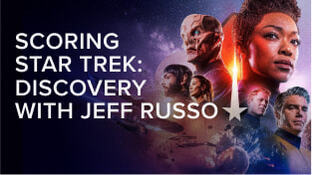 Scoring 'Star Trek: Discovery' with Jeff Russo