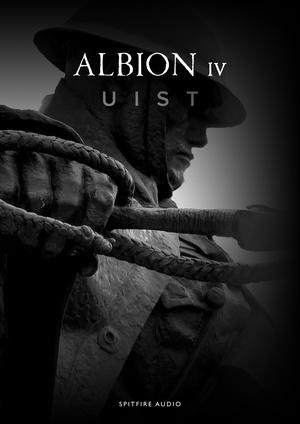 Albion IV Uist artwork