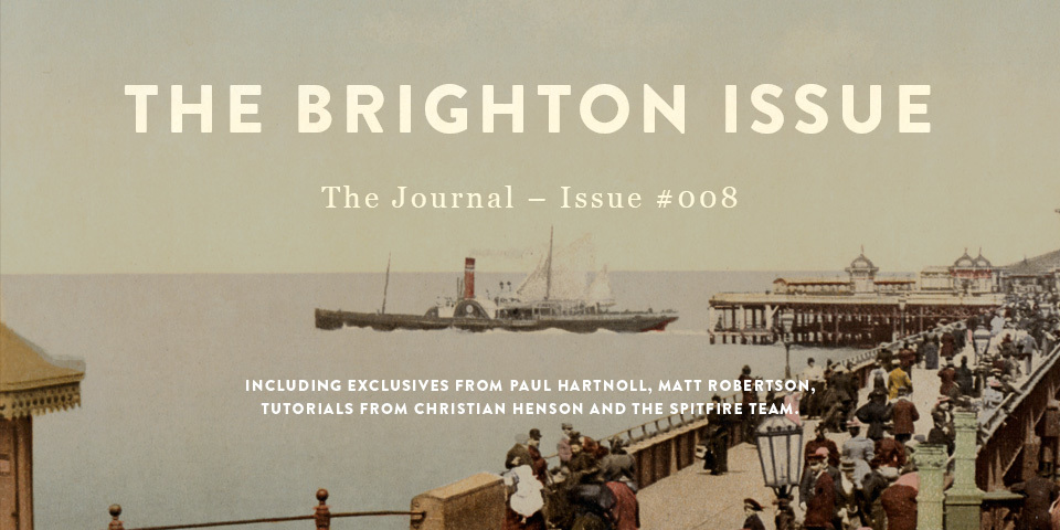 #008 June 2016 The Brighton Issue