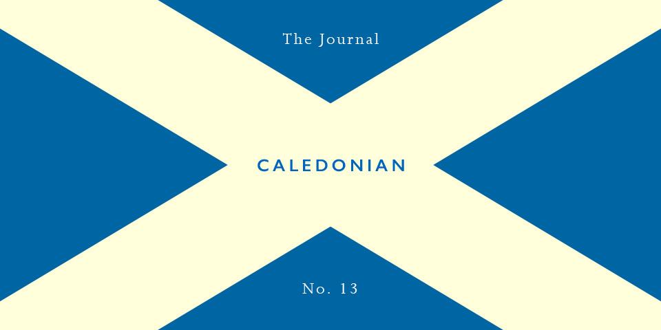 #013 November 2016 Caledonian Edition
