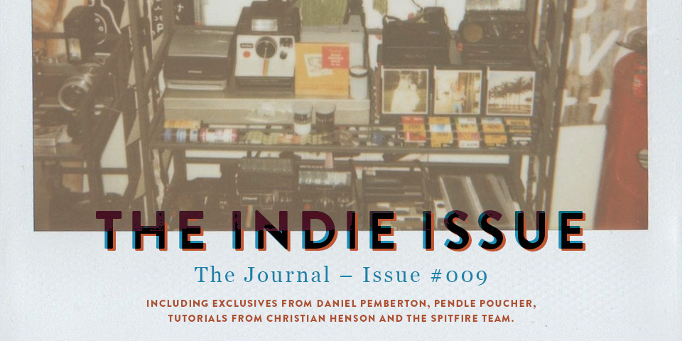 #009 July 2016 The Indie Issue