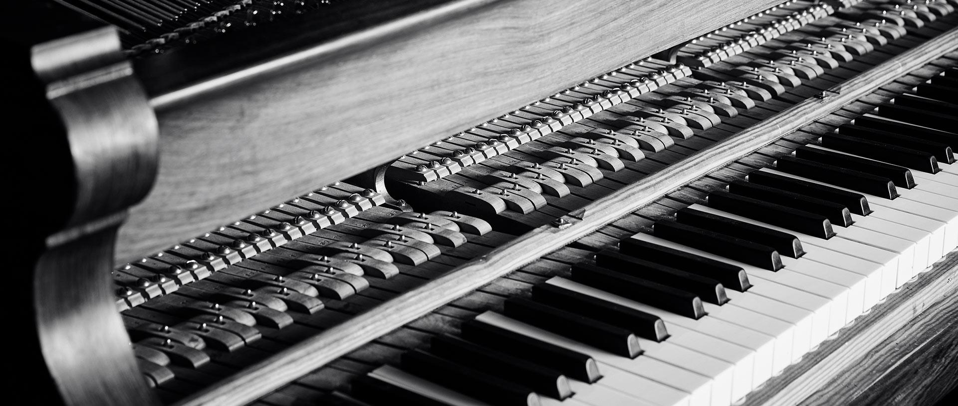 Piano And Keys