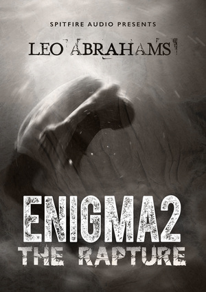 Enigma 2 - The Rapture artwork