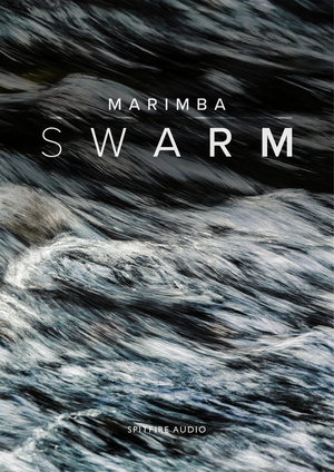 Marimba Swarm artwork