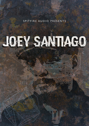 Joey Santiago artwork