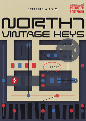 North 7 Vintage Keys artwork