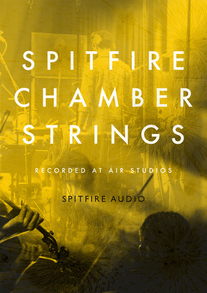 Spitfire Chamber Strings artwork