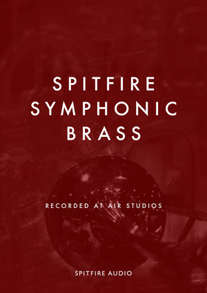 Spitfire Symphonic Brass artwork