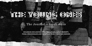 #010 August 2016 The Young Ones