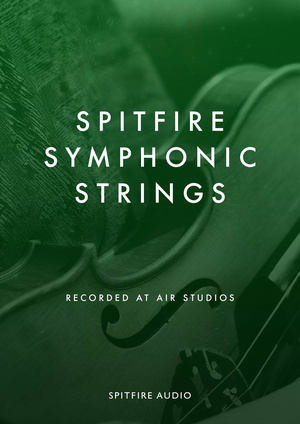 Spitfire Symphonic Strings artwork