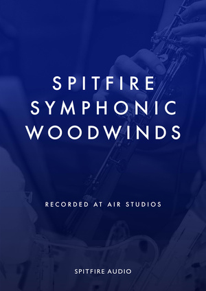 Spitfire Symphonic Woodwinds artwork