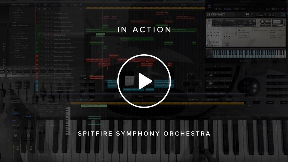 Mix virtual orchestra