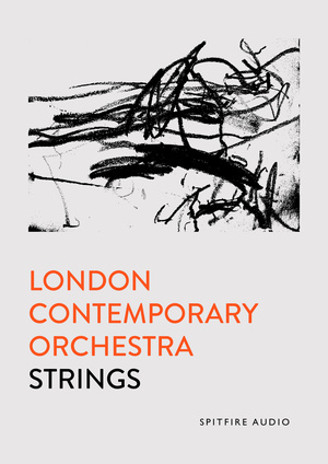 London Contemporary Orchestra Strings artwork