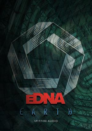EDNA Earth artwork