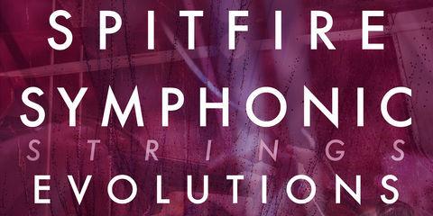 Spitfire Symphonic Strings Evolutions