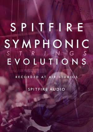 Spitfire Symphonic Strings Evolutions artwork