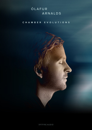 Olafur Arnalds Chamber Evolutions artwork