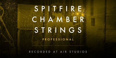 Spitfire Chamber Strings Professional