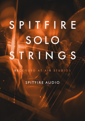 Spitfire Solo Strings artwork