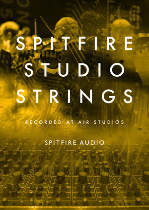 Spitfire Studio Strings artwork