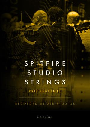 Spitfire Studio Strings Professional artwork