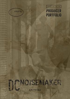 PP018 DC Noisemaker artwork