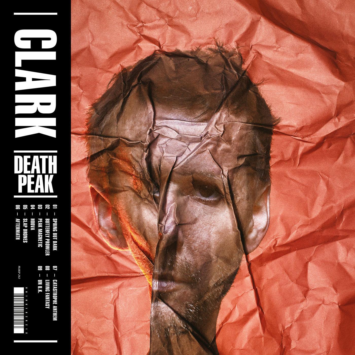 CLARK Death Peak Album