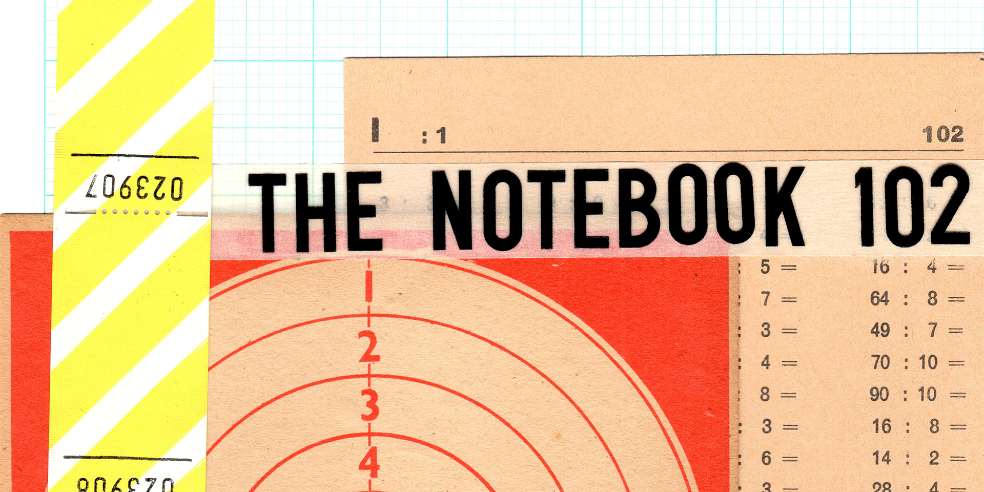 The LABS Notebook #102 Artist Collaboration with Clark