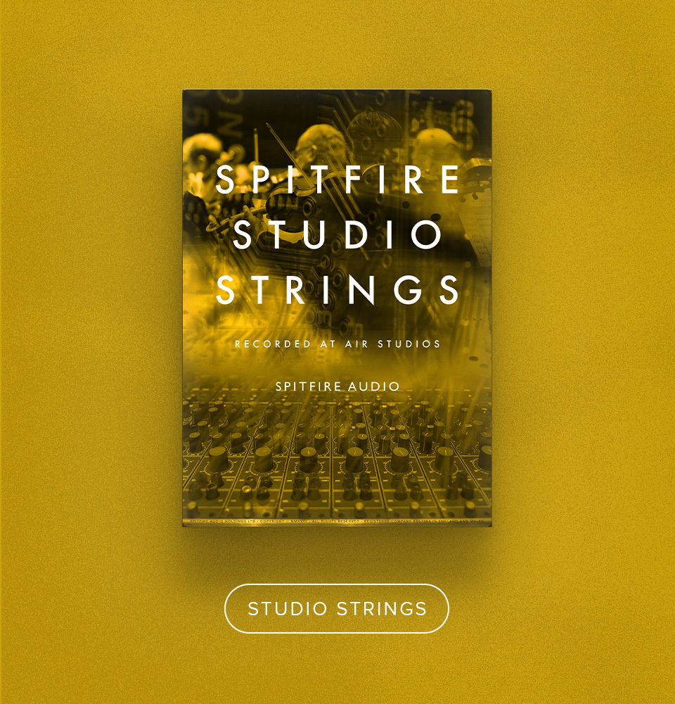 Spitfire Studio Strings.