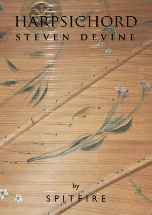 Steven Devine - Harpsichord artwork