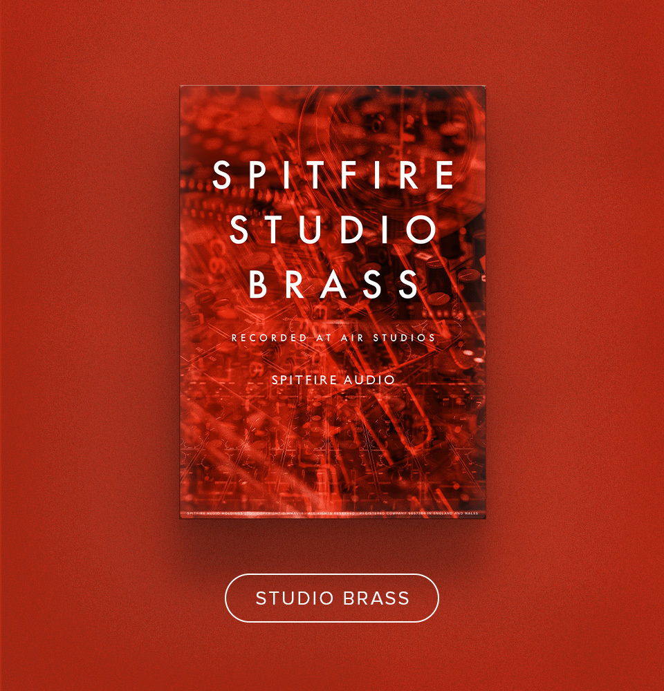 Spitfire Studio Brass.