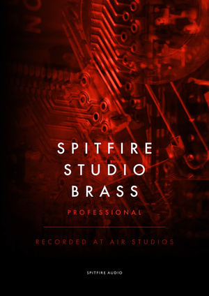 Spitfire Studio Brass Professional artwork