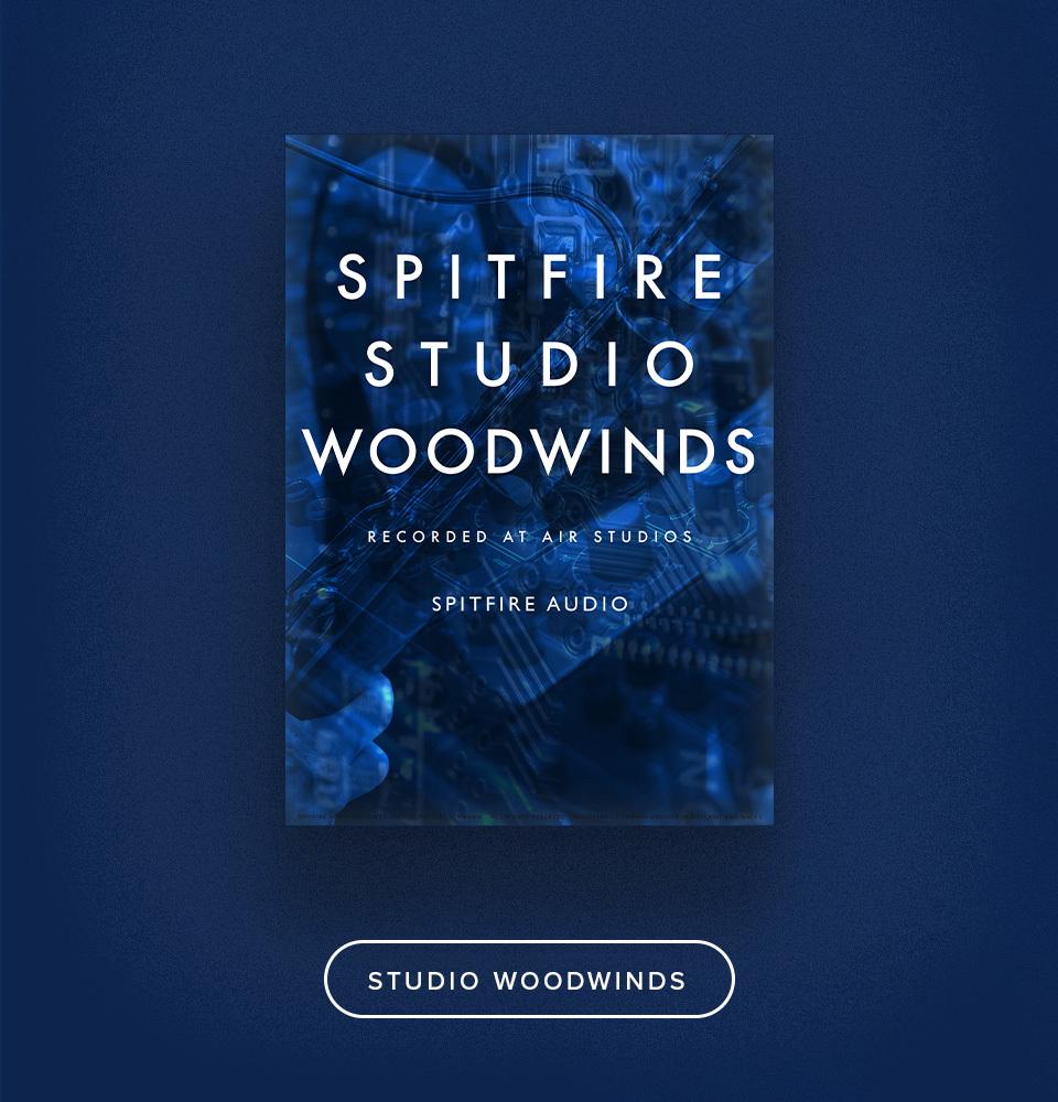 Spitfire Audio — Spitfire Studio Woodwinds