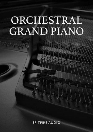 Orchestral Grand Piano artwork