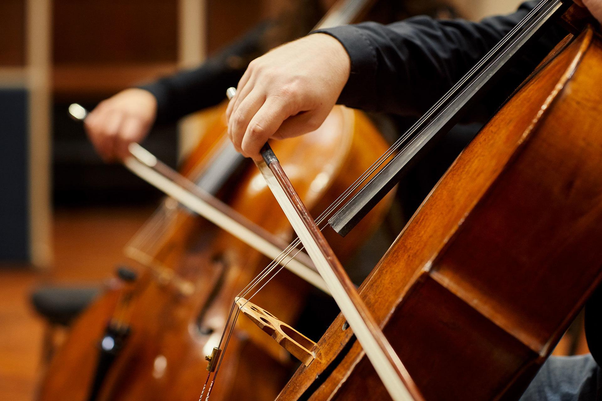 Spitfire Chamber Strings